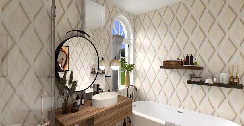 Comfort home Interior Design Render