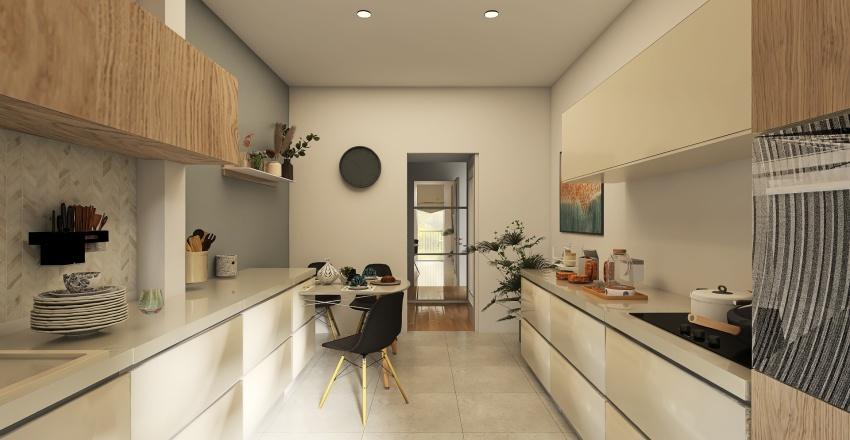 Copy of KITCHEN 2 Interior Design Render