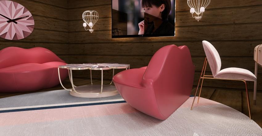 Sakura Model Interior Design Render