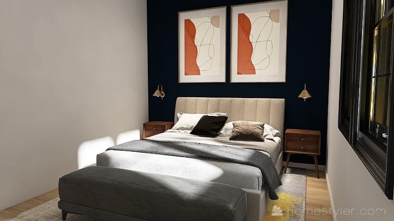 Craftsman 96235 Interior Design Render