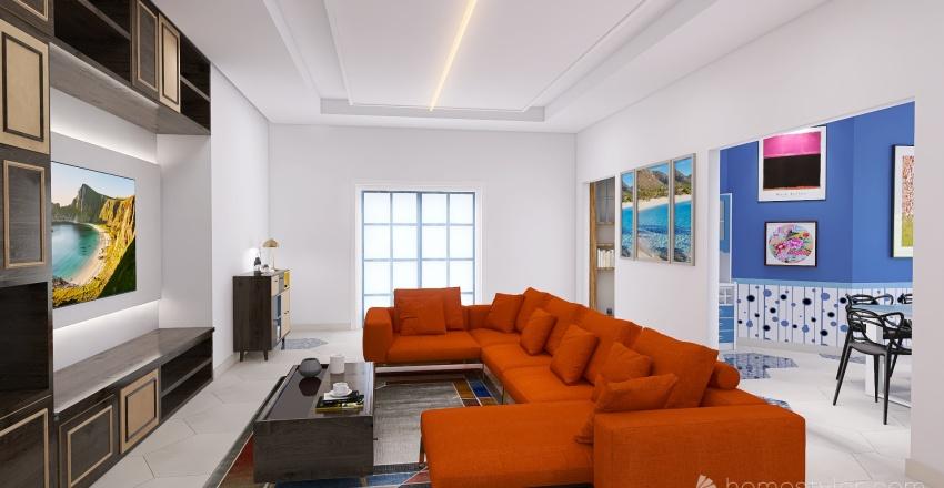 Fantasia 7 Interior Design Render