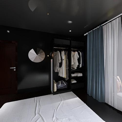 my room maybe Interior Design Render