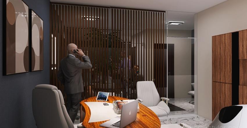 الهنسية للمصاعد 3 Interior Design Render