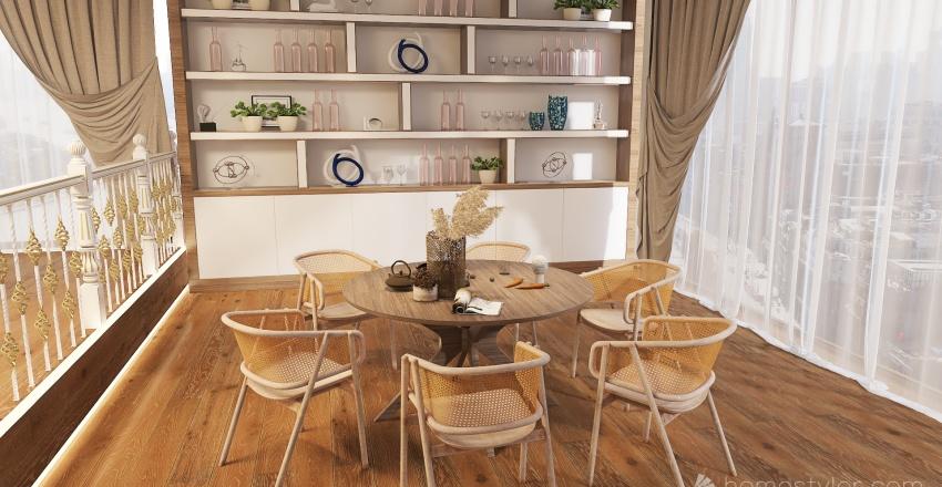 Minimalism [La] Interior Design Render