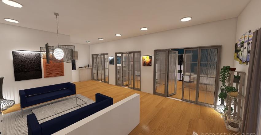 OFFICES Interior Design Render