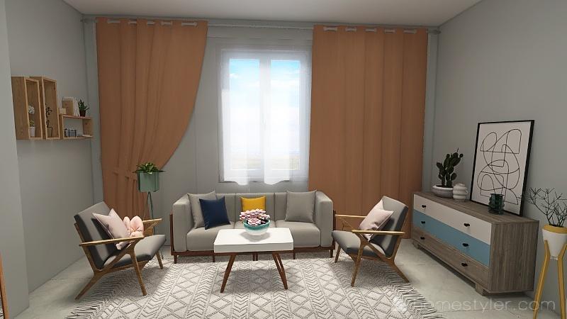 Untitled-2021-10-09-19-50-19 Interior Design Render
