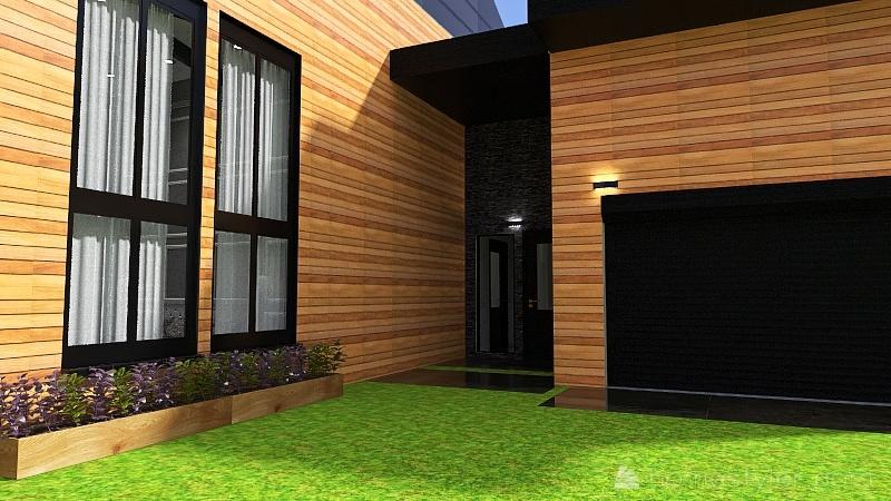 City Gardens Interior Design Render