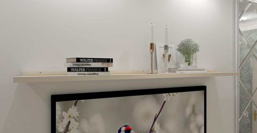 Кв-ра с французским балконом_1 Interior Design Render